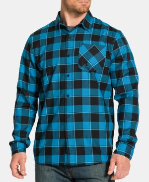 Men's UA Flannel Shirt  1 Color $59.99