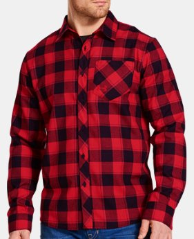Men's UA Flannel Shirt