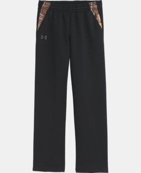 Boys' UA Storm Armour® Fleece Hero Pants