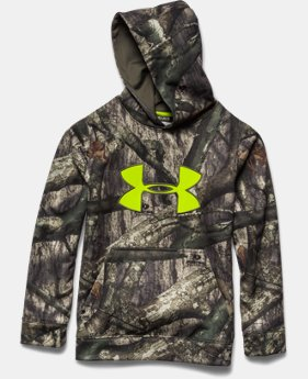 Boys' Armour® Fleece Scent Control Hoodie