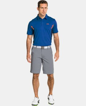 Men's UA HeatGear® ArmourVent™ Polo