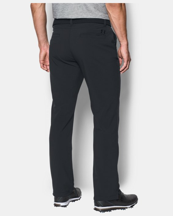 UA Match Play Pant, Black, pdpMainDesktop image number 1