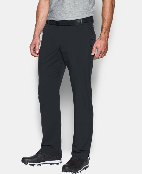 Best Seller  Men's UA Match Play Golf Pants – Straight Leg LIMITED TIME: FREE SHIPPING 1 Color $67.99 to $89.99