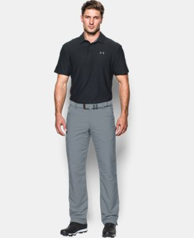 Best Seller Men's UA Match Play Golf Pants – Straight Leg  3 Colors $79.99