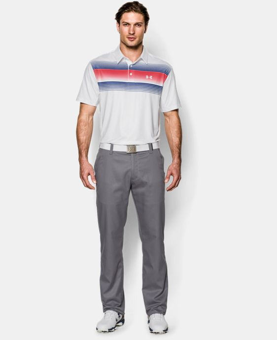 Men's UA Match Play Golf Pants – Straight Leg LIMITED TIME: FREE U.S. SHIPPING 2 Colors $44.99 to $59.99