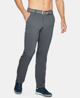 Men's UA Match Play Golf Pants — Straight Leg LIMITED TIME OFFER 3 Colors $55.99