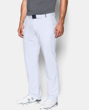 Best Seller  Men's UA Match Play Golf Pants – Straight Leg  5 Colors $89.99