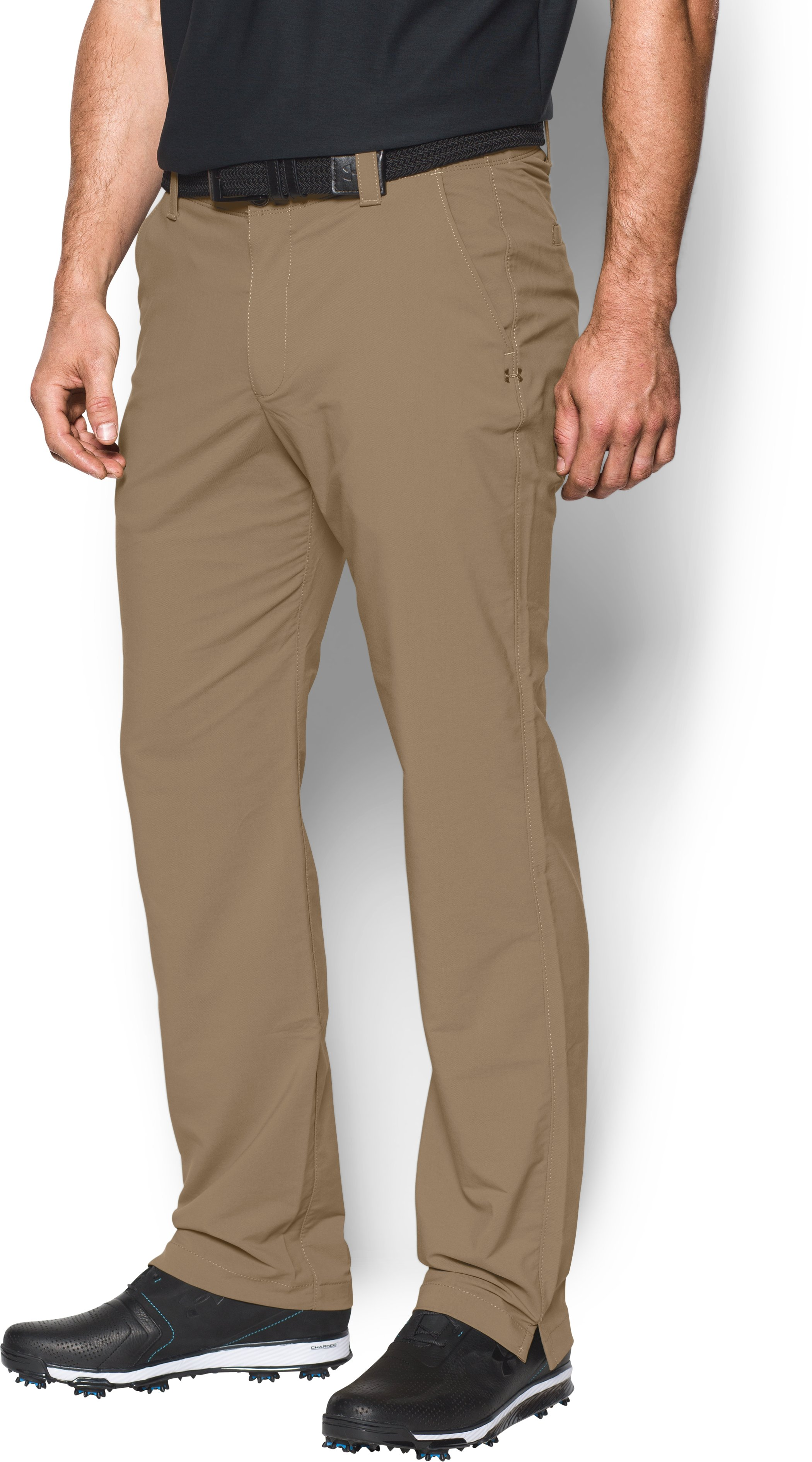 Men's UA Match Play Golf Pants — Straight Leg, Canvas
