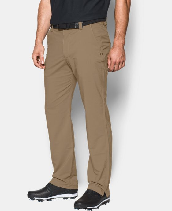 Best Seller  Men's UA Match Play Golf Pants – Straight Leg LIMITED TIME: FREE SHIPPING  $67.99 to $89.99