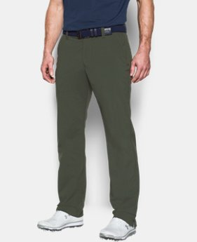 Best Seller  Men's UA Match Play Golf Pants   6 Colors $89.99