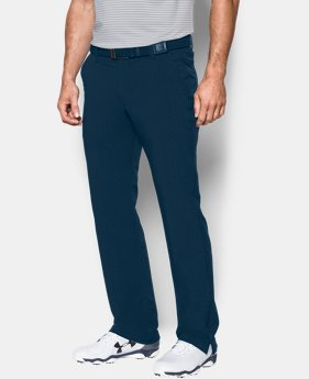 Best Seller Men's UA Match Play Golf Pants — Straight Leg  1 Color $79.99