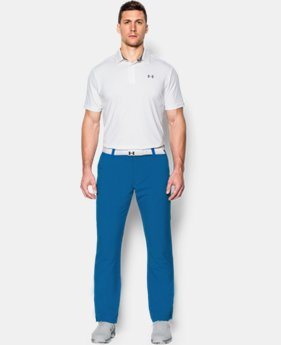 Men's UA Match Play Golf Pants – Straight Leg LIMITED TIME: FREE U.S. SHIPPING 1 Color $44.99 to $59.99