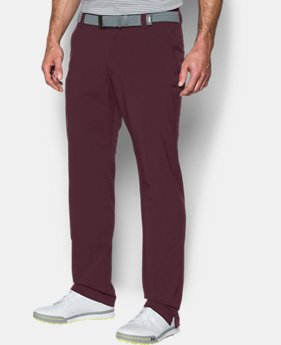 Men's UA Match Play Golf Pants — Straight Leg  7 Colors $89.99