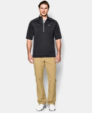 Men's ArmourStorm® Rain ½ Sleeve  1 Color $112.99