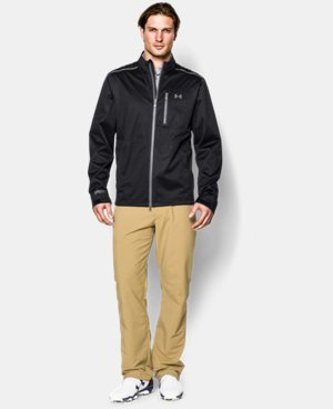 Men's ArmourStorm® Rain Jacket  1 Color $84.74