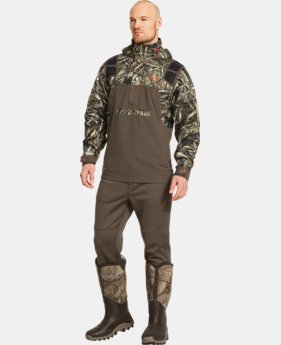 Men's UA Storm ColdGear® Infrared Skysweeper Hoodie  1 Color $146.99