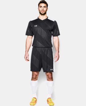 Men's UA Fixture Soccer Jersey LIMITED TIME: FREE SHIPPING  $39.99