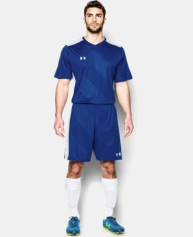 Best Seller Men's UA Fixture Soccer Jersey  1 Color $34.99