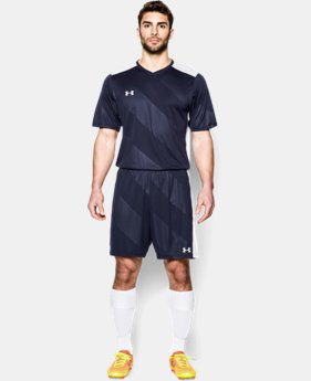 Men's UA Fixture Soccer Jersey  1 Color $39.99