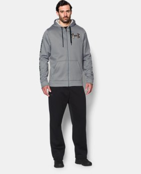 Men's UA Storm ColdGear® Infrared Caliber Hoodie