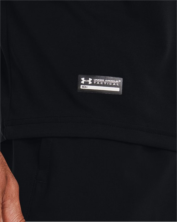 Men's Tactical UA Tech™ Long Sleeve T-Shirt, Black, pdpMainDesktop image number 5