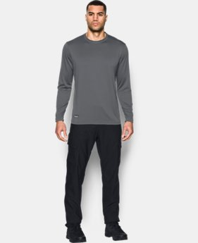 Men's Tactical UA Tech™ Long Sleeve T-Shirt  2 Colors $34.99