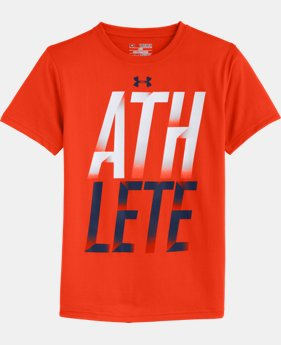 Boys' UA Athlete T-Shirt
