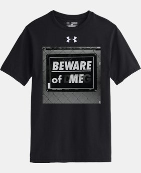 Boys' UA Beware Of Me T-Shirt