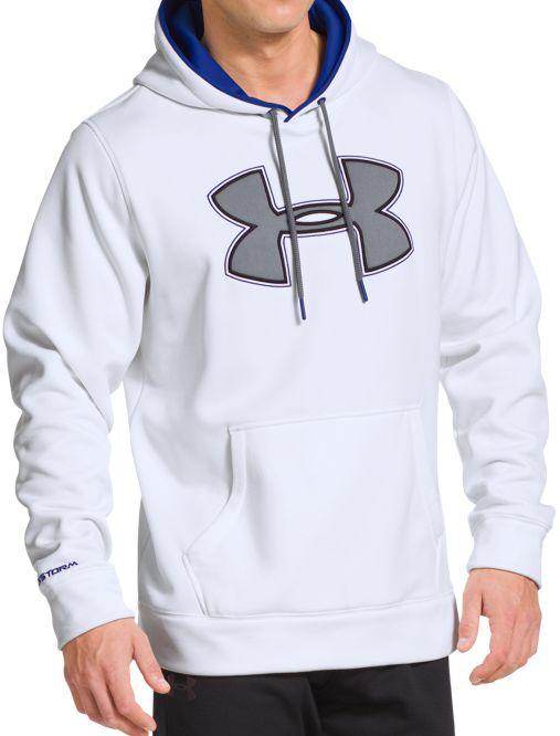 2d7404069e81 Men s UA Storm Armour® Fleece Big Logo Hoodie
