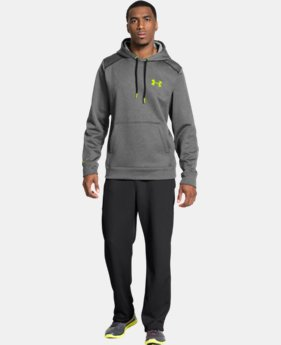 Men's UA Storm Armour® Fleece Marauder Hoodie  3 Colors $41.99