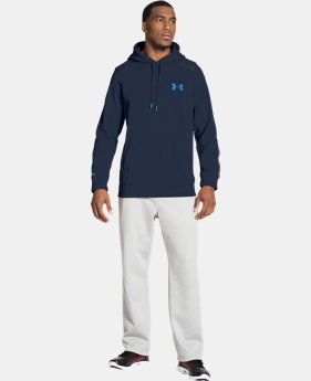 Men's UA Storm Armour® Fleece Marauder Hoodie  1 Color $41.99