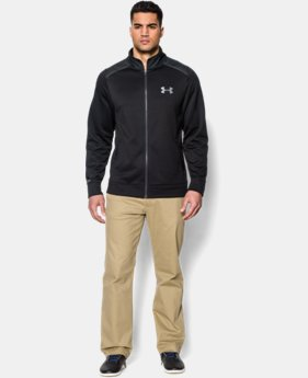 Men's UA Storm Armour® Fleece Marauder Jacket  1 Color $59.99