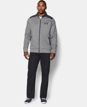 Men's UA Storm Armour® Fleece Marauder Jacket  1 Color $47.99