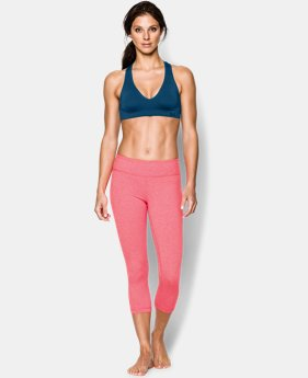 Women's UA Seamless Plunge Sports Bra  6 Colors $20.99 to $26.99