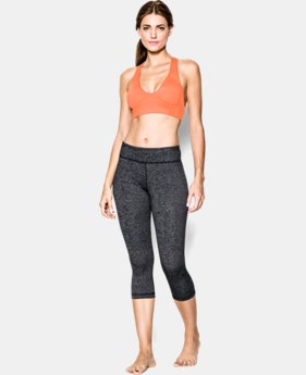 Women's UA Seamless Plunge Sports Bra  2 Colors $20.99 to $26.99