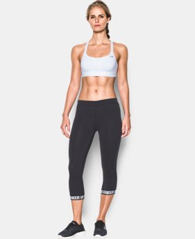 Best Seller Women's UA Eclipse Bra  1 Color $39.99