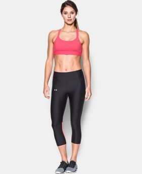 Women's Armour™ Shape Mid Sports Bra   1 Color $44.99