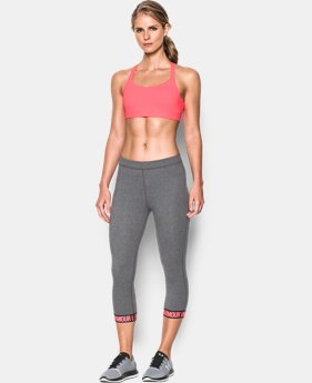 Women's Armour™ Shape Mid Sports Bra  1  Color Available $33.74