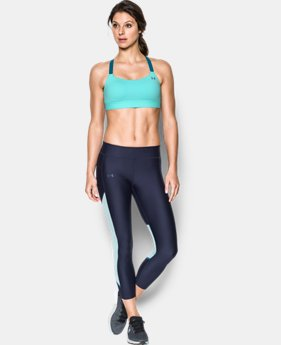Women's Armour™ Shape Mid Sports Bra  5 Colors $39.99