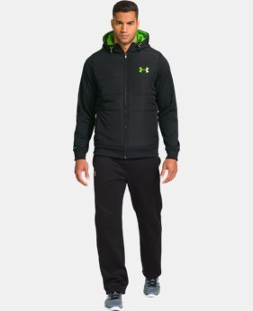 Men's UA Storm ColdGear® Infrared Survivor Hybrid Hoodie   $95.99