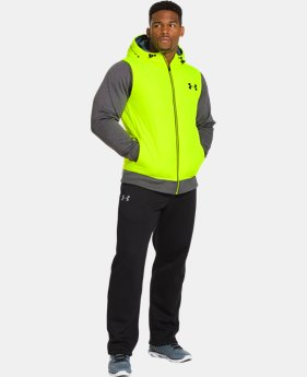 Men's UA Storm ColdGear® Infrared Survivor Hybrid Hoodie