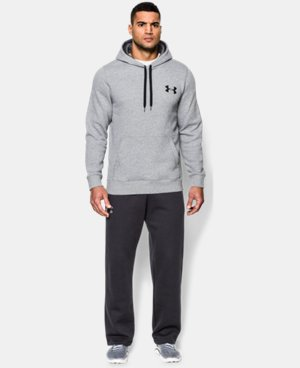 Men's UA Rival Fleece Hoodie LIMITED TIME: FREE SHIPPING 2 Colors $54.99