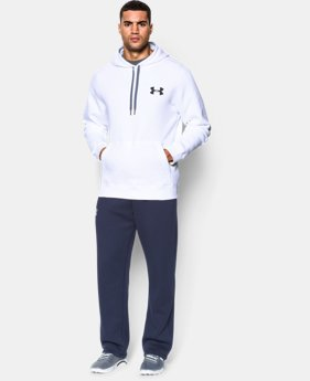Men's UA Rival Fleece Hoodie  1 Color $33.99