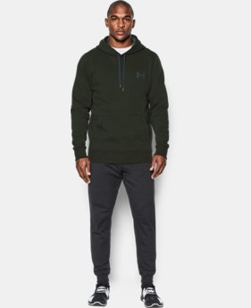 Men's UA Rival Fleece Hoodie  3 Colors $41.99