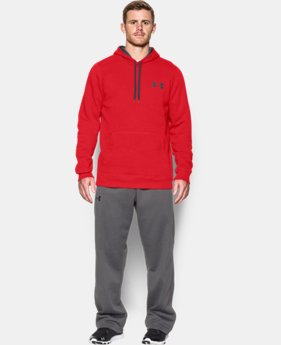 Men's UA Rival Fleece Hoodie  1 Color $26.99 to $33.99