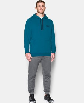 Men's UA Rival Fleece Hoodie  4 Colors $26.99 to $33.99