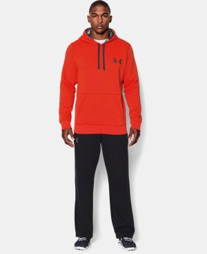 Men's UA Rival Fleece Hoodie  1 Color $25.49 to $33.99