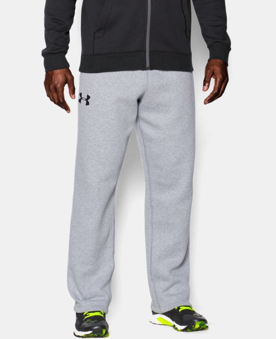 Men's UA Rival Fleece Pants LIMITED TIME: FREE U.S. SHIPPING 1 Color $44.99