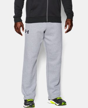New Arrival  Men's UA Rival Fleece Pants  1 Color $54.99