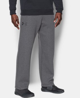 Men's UA Rival Fleece Pants  1  Color $41.24